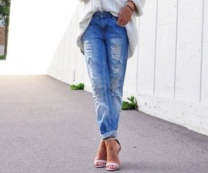 fashion, spring, and street style image