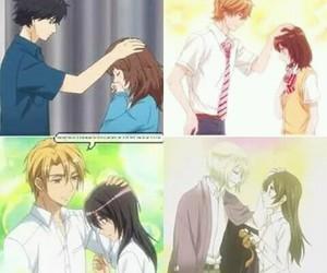 anime, parejas, and tomoe y nanami image