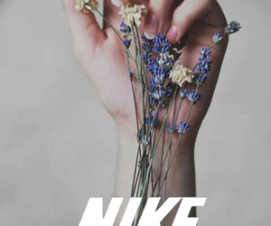 clean, flowers, and grunge image
