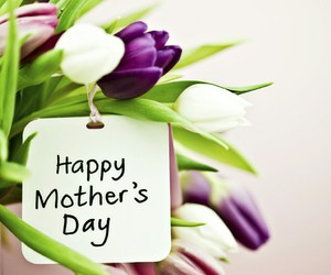 mother, day, and flowers image