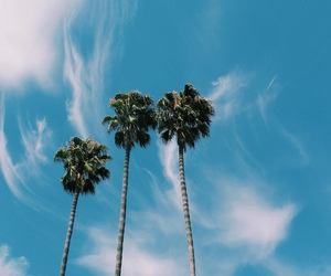 sky, summer, and blue image