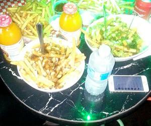 food, night out, and shisha bar image