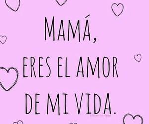 mama, amor, and te amo image