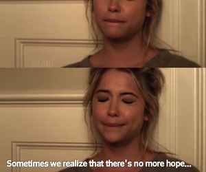 pll, beautiful, and cry image