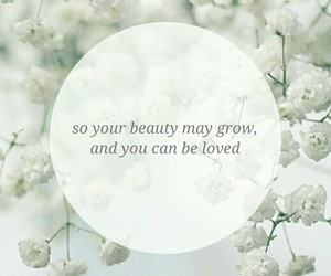 baby's breath, quotes, and fanfiction image