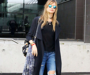 style, Behati Prinsloo, and street style image