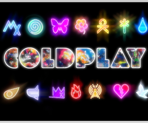 coldplay, music, and band image