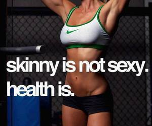 fitness, healthy, and health image