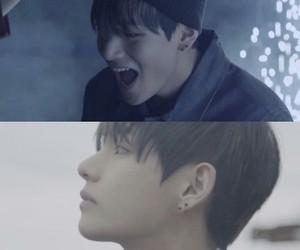 jin, rapmonster, and taehyugyoureperfect image