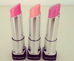 revlon, lipstick, and makeup image