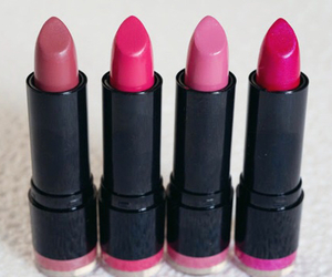 lipstick, pink, and make up image