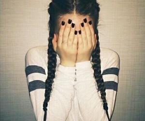 hair girl image