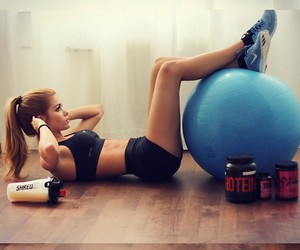 fitness, motivation, and girl image