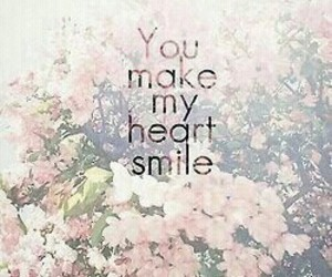 heart, smile, and people image