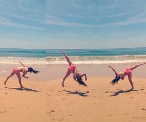 gymnastics, summer, and weheartit image