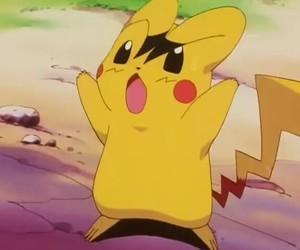 mouse, pikachu, and pokemon image