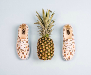 fashion, pineapple, and quirky image