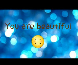 beautiful and you're image