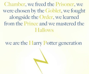 harry potter, generation, and hp image