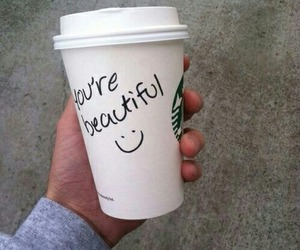 starbucks, beautiful, and coffee image