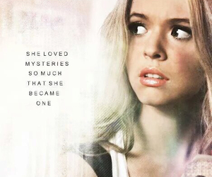 pretty little liars, pll, and alison dilaurentis image