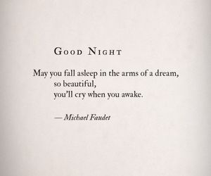 quotes, Dream, and good night image