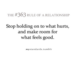rule of a realationship and mystandards.tumblr.com image