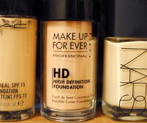 makeup, nars, and Foundation image