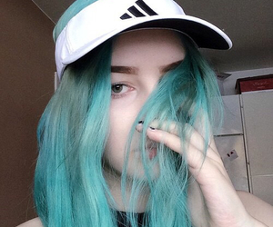 tumblr, grunge, and hair image