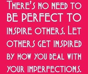 be yourself, hot pink, and motivation image