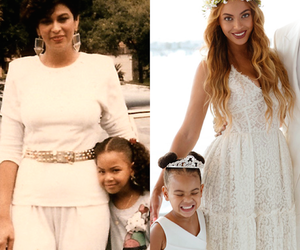 beyoncé, blue, and blue ivy image