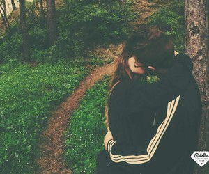 couple, goals, and nature image