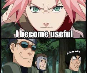 sakura, naruto, and anime image