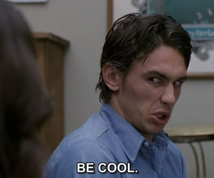 james franco, freaks and geeks, and cool image
