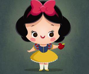 apple, cheerful, and fairy tale image