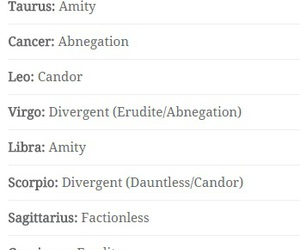 astrology, zodiac, and divergent image