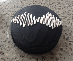 alex turner, arctic monkeys, and cake image