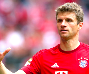 germany, fc bayern münchen, and thomas muller image