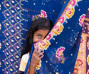 girl, india, and beautiful image
