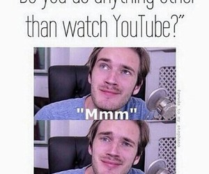 pewdiepie and youtube image