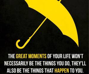 how i met your mother, quote, and moments image