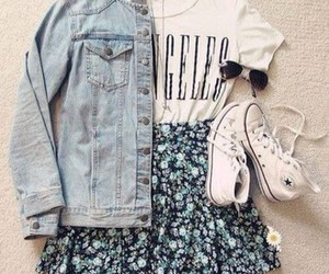 amazing, blue, and converse image