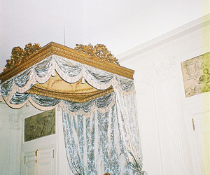 analog, bed, and dream room image
