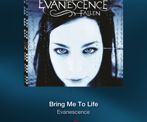 evanescence, music, and bring me to life image