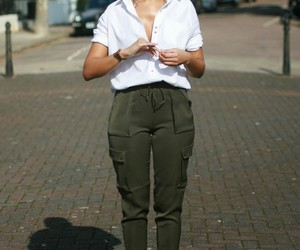 heels, jeans, and joggers image