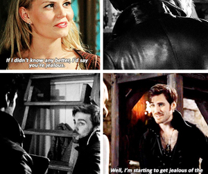 once upon a time, heroes and villains, and emma swan image