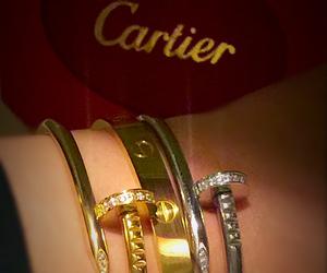 bracelet, lol, and cartier image