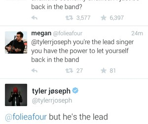 concert, twenty one pilots, and tyler joseph image