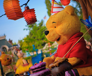 disney, photography, and pooh image