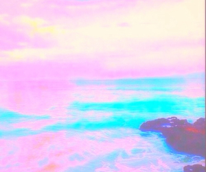 pastel, sky, and background image